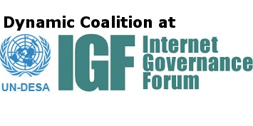 Dynamic Coalition at IGF