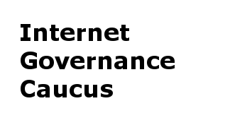 Internet Governance Caucus