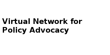 Virtual Network for Policy Advocacy-- ICT and Education in India