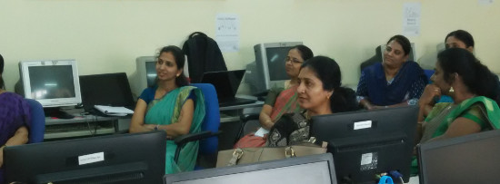 Workshop for teacher educators of Collegef Teacher Education, Bengaluru