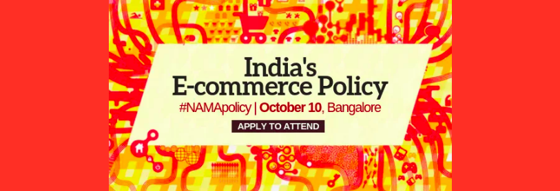 #NAMApolicy discussion on the National E-commerce Policy