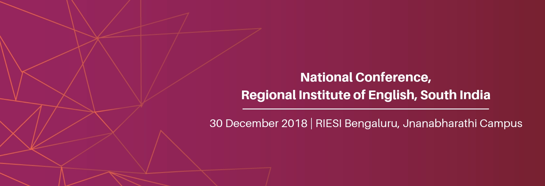 National Conference at RIESI