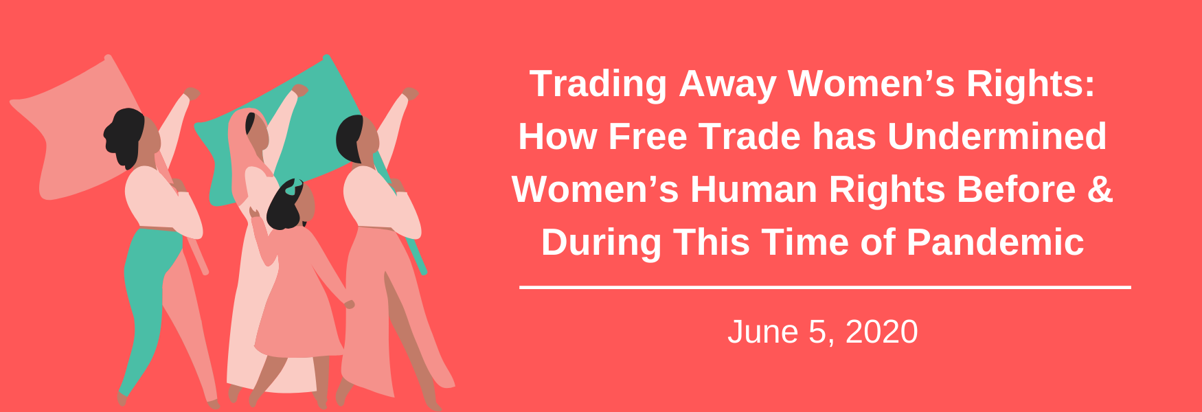 gender and trade event