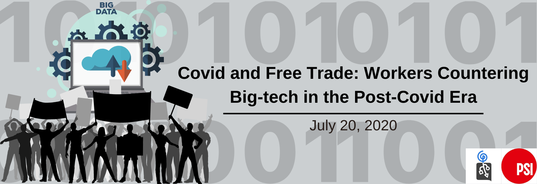 Covid and Free Trade: Workers Countering Big-Tech in the Post-Covid Era