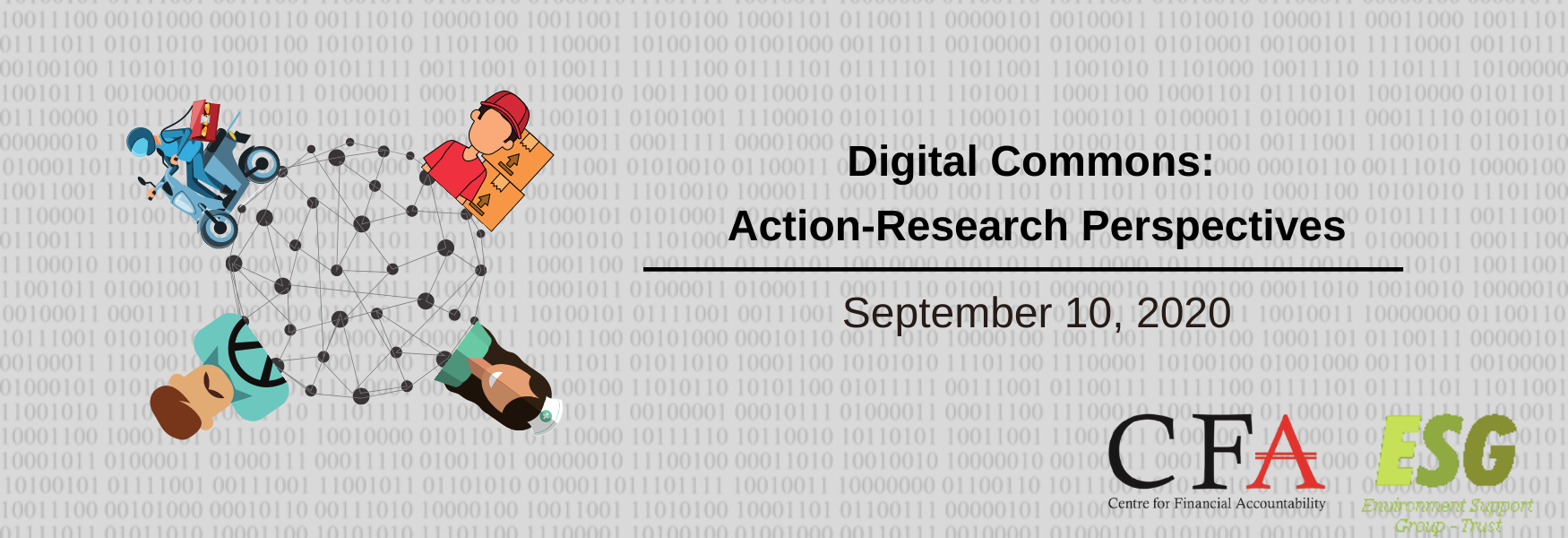 Digital Commons: Action-Research Perspectives