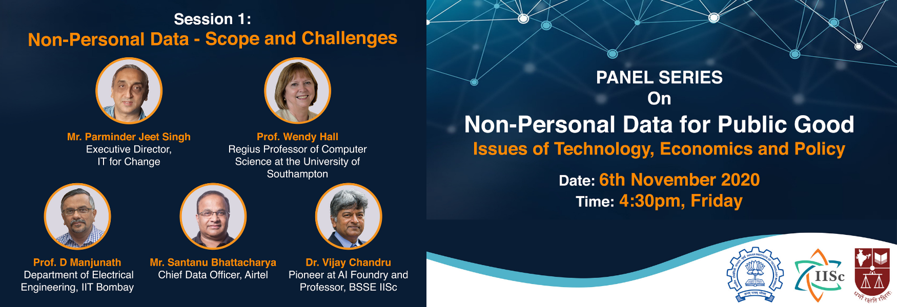 Non-Personal Data: Scope and Challenges