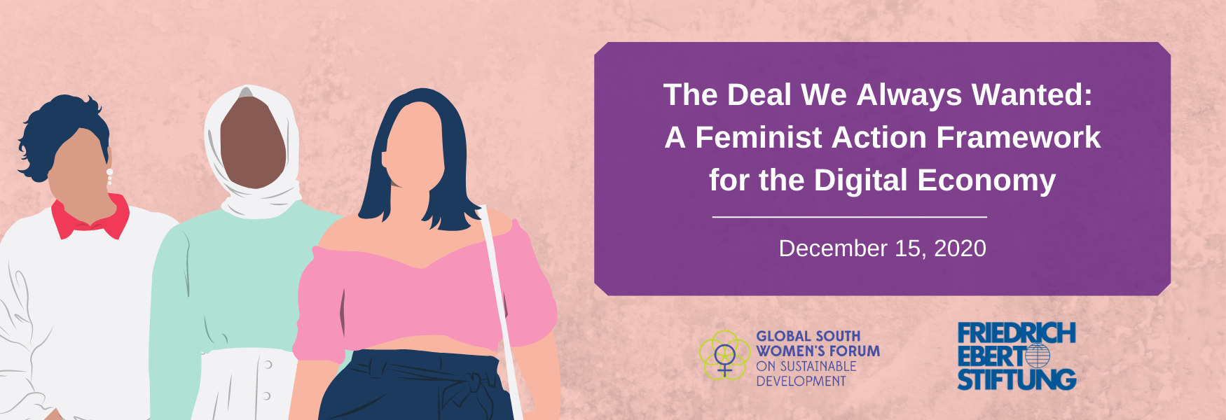 The Deal We Always Wanted: A Feminist Action Framework for the Digital Economy