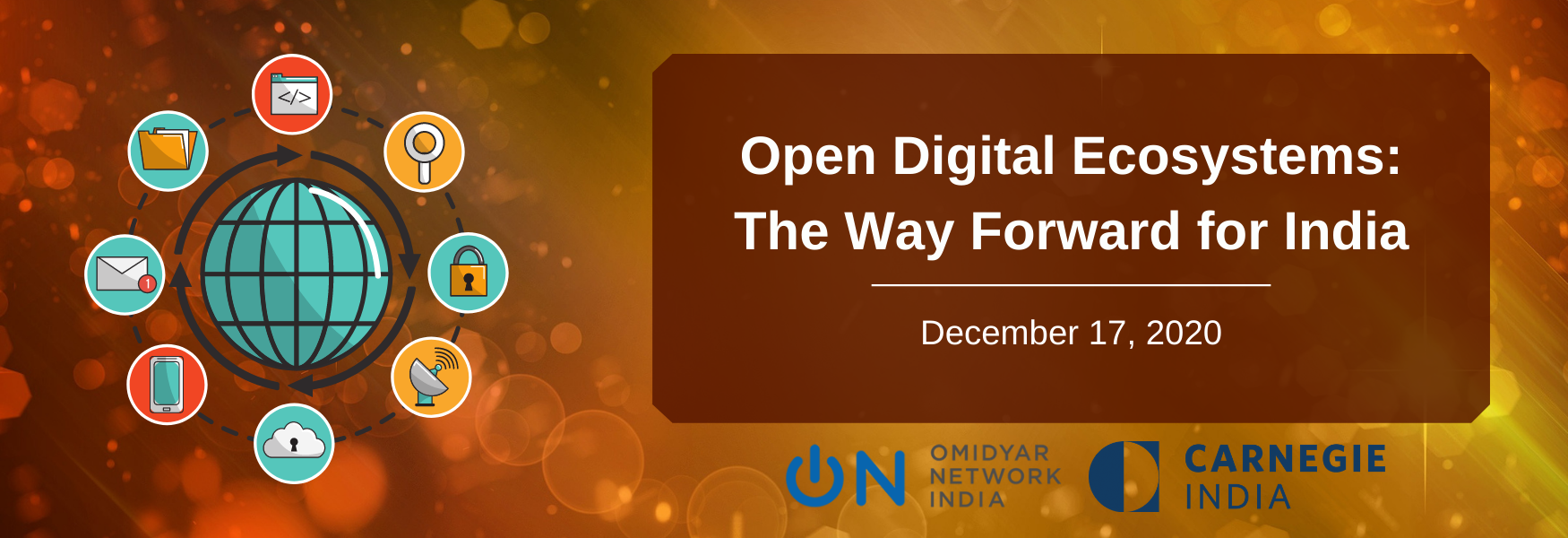 Open Digital Ecosystems: The Way Forward for India