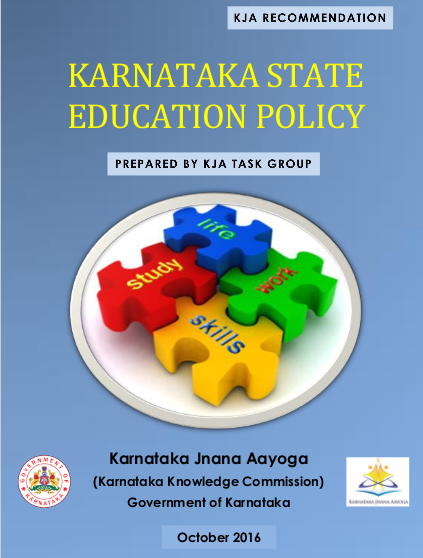 Karnataka State Education Policy