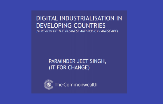 Digital Industrialisation