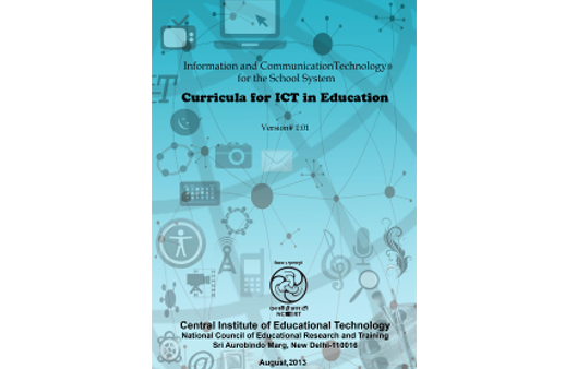 NCERT ICT Full Curriculum Front Page