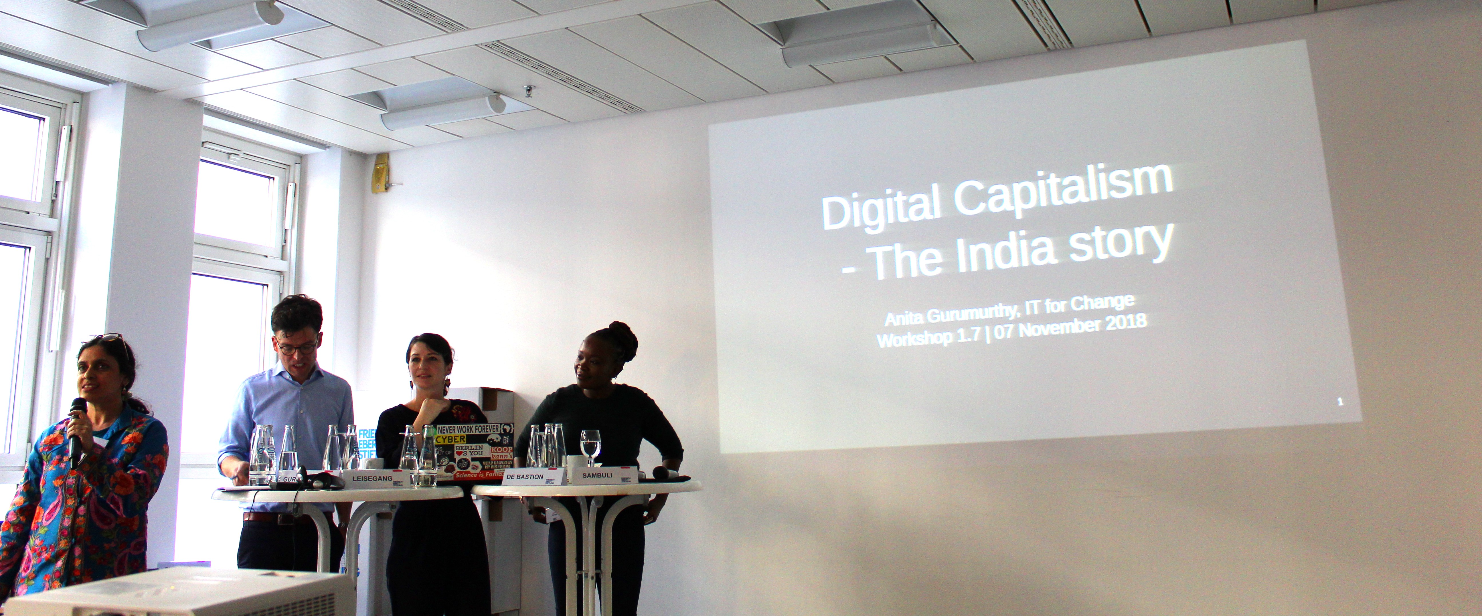 Digital Capitalism: The India story