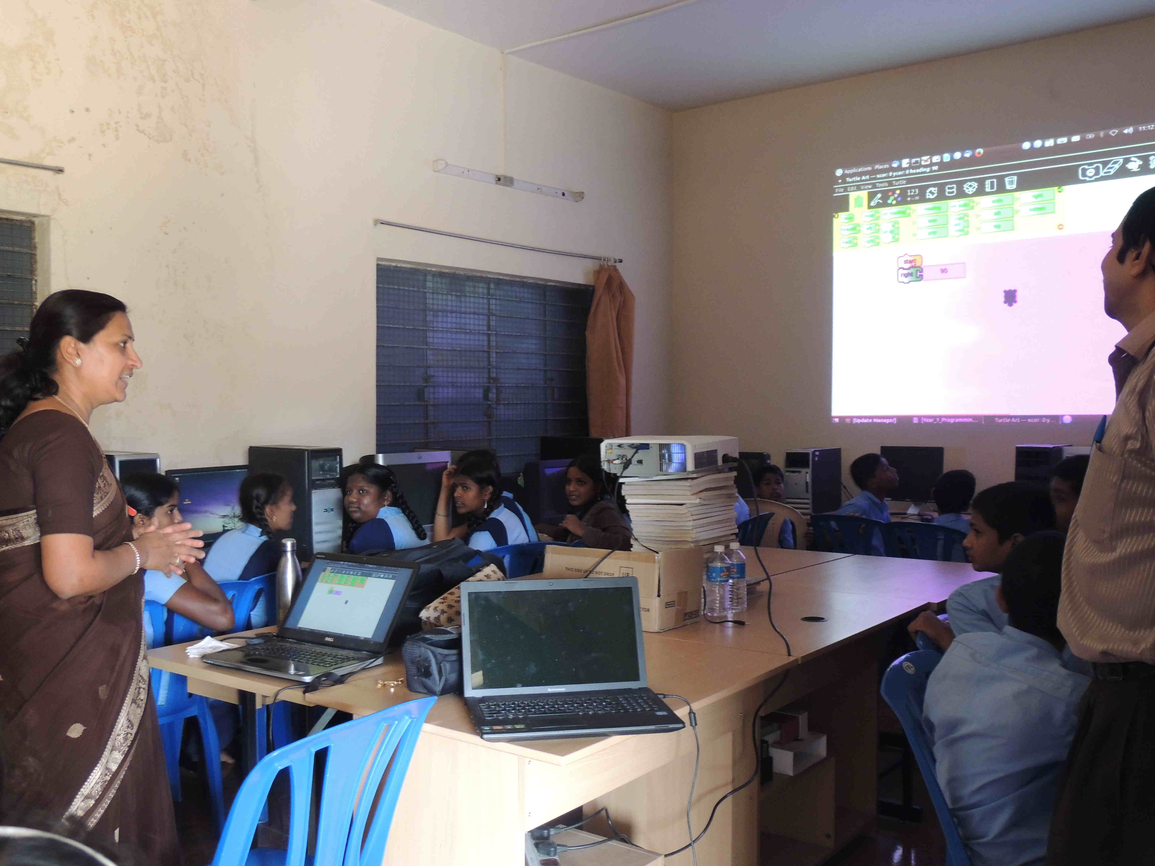 TCOL- ICT in education